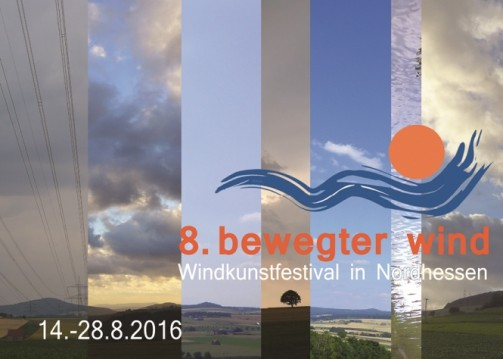 8. Bewegter Wind Windkunstfestival in Nordhessen